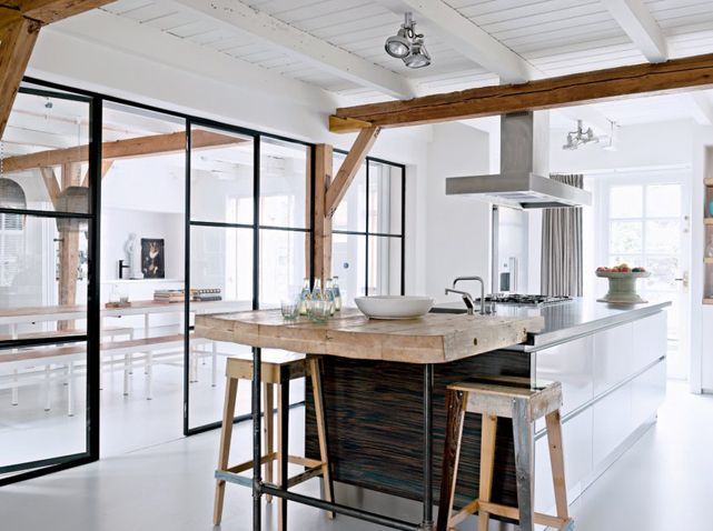 Pin by sophie hardy on home sweet home maison moderne cuisine scandinave cuisine verriere - Cuisine hardy ...