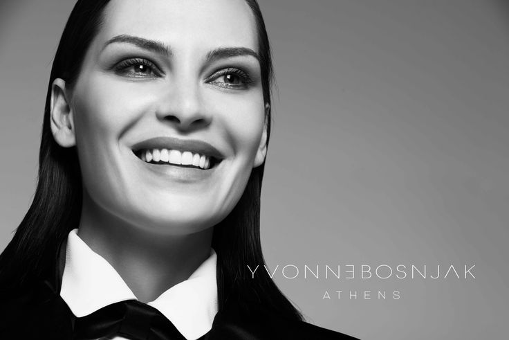 Stills from Yvonne's Bosnjak Official campaign shoot fro her debut collection for Fall/Winter 2016-17