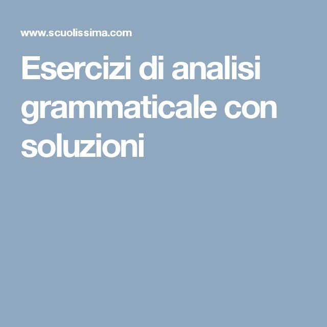 2292 best images about lettoscrittura on pinterest for Interno analisi grammaticale