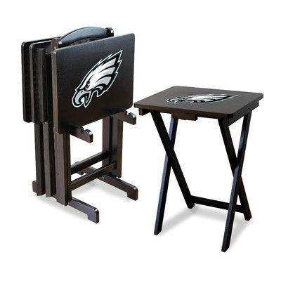 Imperial NFL TV Tray Set NFL Team: Philadelphia Eagles