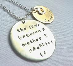 A mother's jewellery is something that is awesome