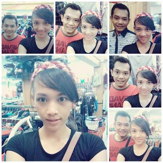 Tesha Putri 143: o> Shopping Time #MenaraMode (14.10.15)