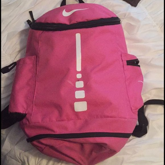 Nike Elite BookBag On sale today only. I have two so you may fort come first served bases. Click the offer button!!! Nike Bags Backpacks