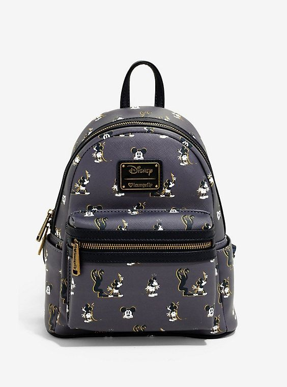 a10181e9f3 Loungefly Mickey Mouse Spooked Mini Backpack - BoxLunch Exclusive in ...
