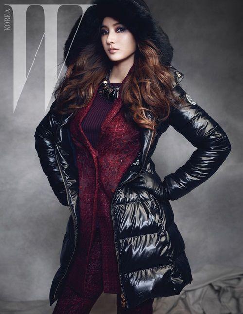 Han Chae Young W Korea Magazine November Issue '13