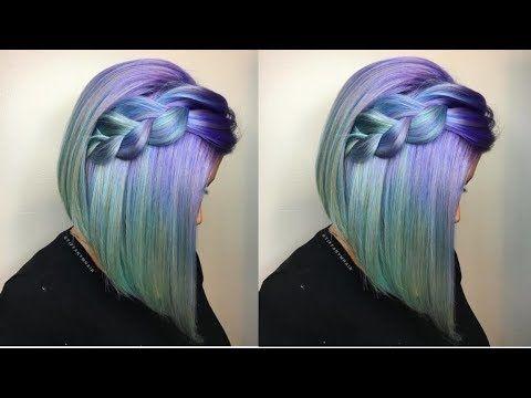 Peinados Tumblr Faciles Para Cabello Corto 2018 Youtube Lonza