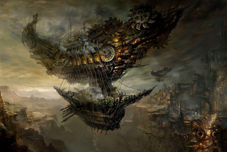 Θεοί του Ατμού: Steampunk οράματα: Πρόσκληση προς συγγραφείς να συμμετέχουν στην πρώτ...