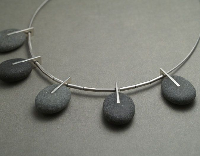 quoil contemporary jewellery gallery inspiration black white greys pinterest. Black Bedroom Furniture Sets. Home Design Ideas
