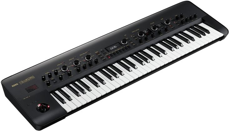 The KingKORG faithfully reproduces the ways in which the oscillator and filter of an analog synthesizer can change, giving you freedom to shape your sound. A diverse range of synth sounds can be co…