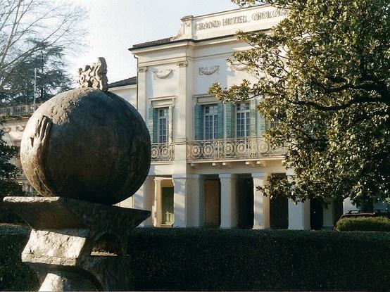 Grand Hotel Orologio, Abano Terme  www.visitabanomontegrotto.com