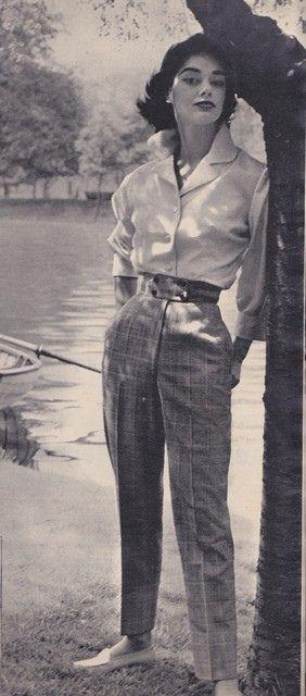 1955 fashion pictures | 1955 fashion