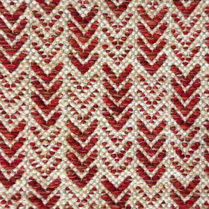 Pueblo Scarlet. True North Textiles.