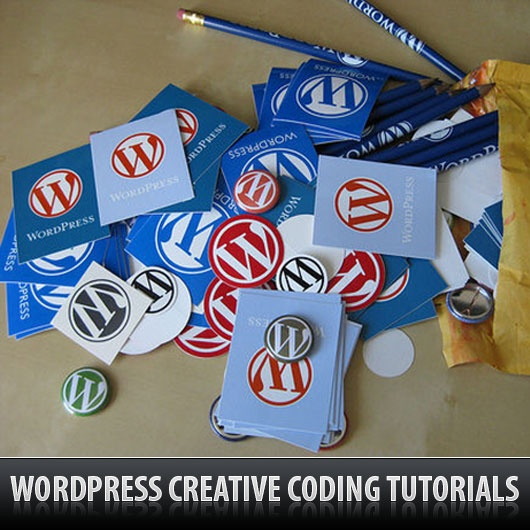 WordPress Creative Coding Tutorials