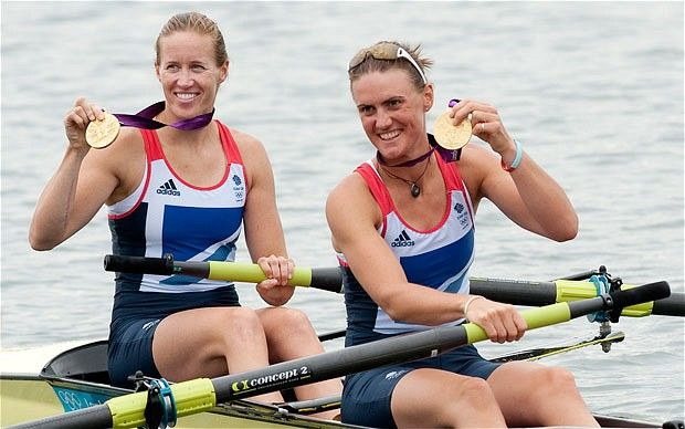 great britain rowing team
