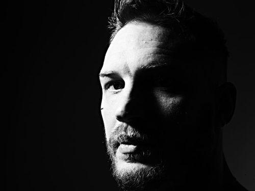 Tom Hardy | by Rankin