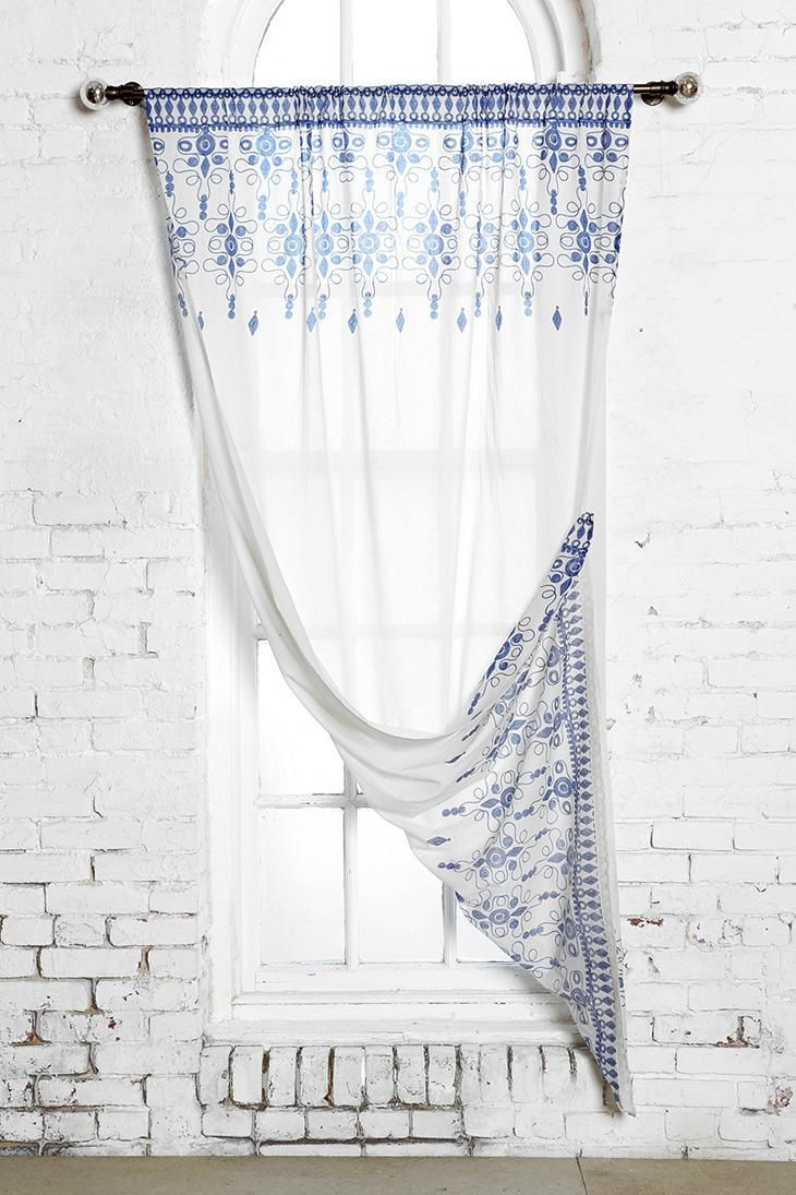 Magical Thinking Henna Curtain #urbanoutfitters