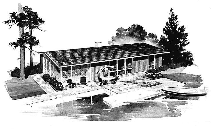 Eplans Ranch House Plan Expandable Plan 1152 Square