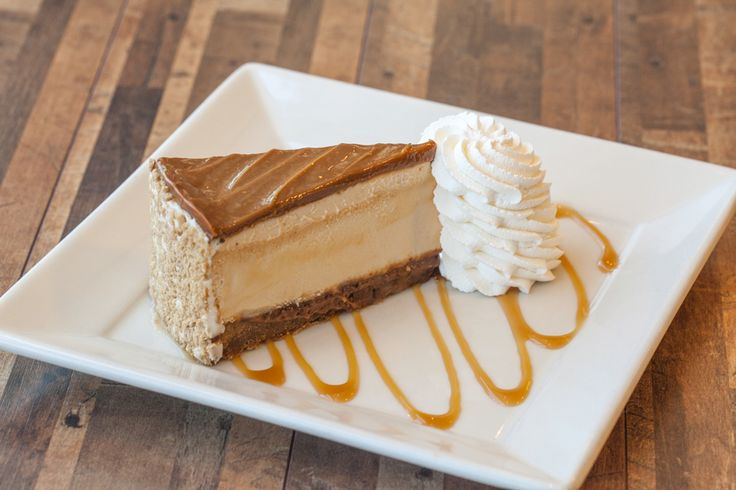 Featuring caramel cheesecake and creamy caramel mousse on a blonde ...