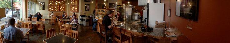Mezza Luna Pizzeria   Eugene, Oregon  2 locations