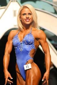 I want those caps.  - Monica Brant - 2010 WBFF World Pro Figure Champion - 1st