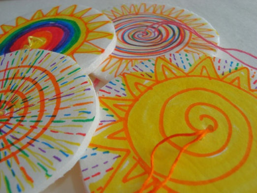 Fatima Craft – Sun Spinner