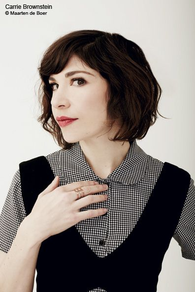 Carrie Brownstein on Portlandia's Current Season, Fan Pitches, Absurdity, and the Show's Future   Under the Radar - Music Magazine