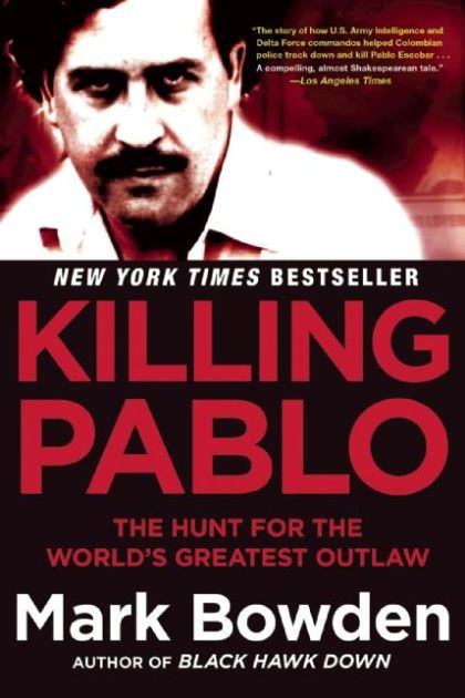 Here is the inside story of the brutal rise and fall of Colombian cocaine cartel kingpin Pablo Escobar, whose criminal empire held a nation of thirty million hostage...