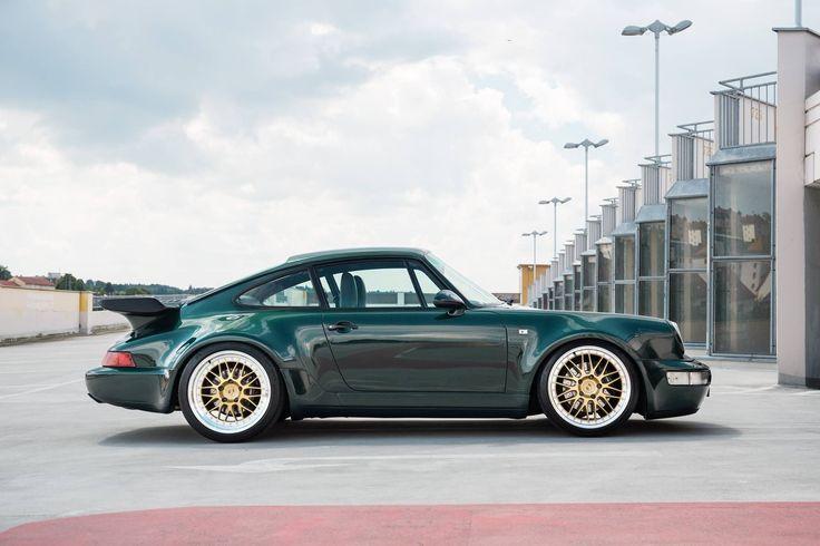 964 BBS Porsche - https://www.pinterest.com/dapoirier/cars/