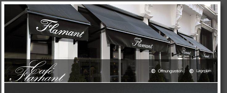 Cafe Flamant | Hamburg | Hohe Bleichen 24 - Das Cafe