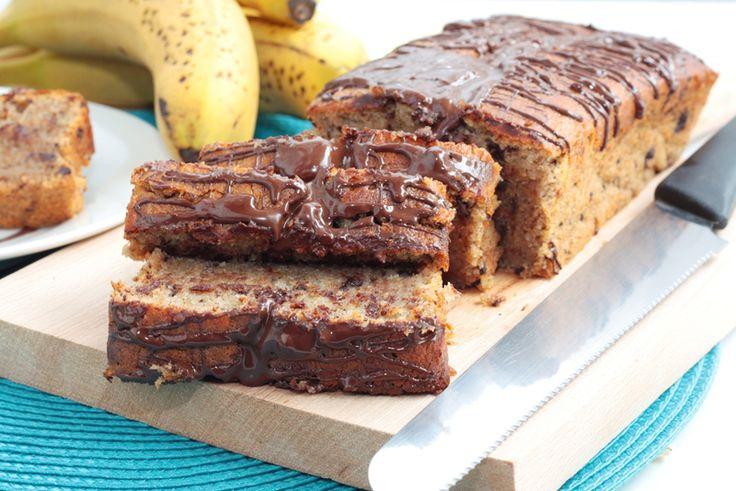 cake banane chocolat1