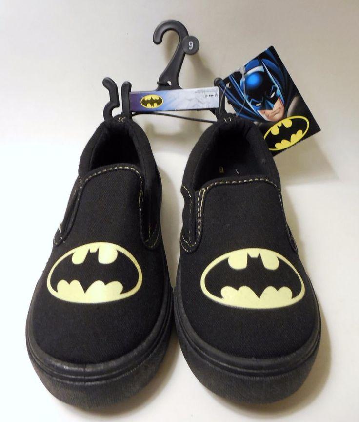 Batman Shoes, Batman Costume, Batman Halloween Costume, 9&12 Available #Unbranded #CasualShoes