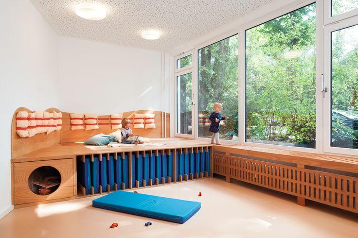 Kita Hisa - nach dem Umbau #children #school