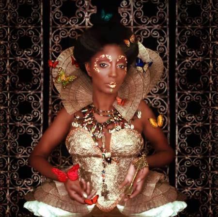 Fabiola Jean-Louis - Magic & The Machine  #365FeministSelfie