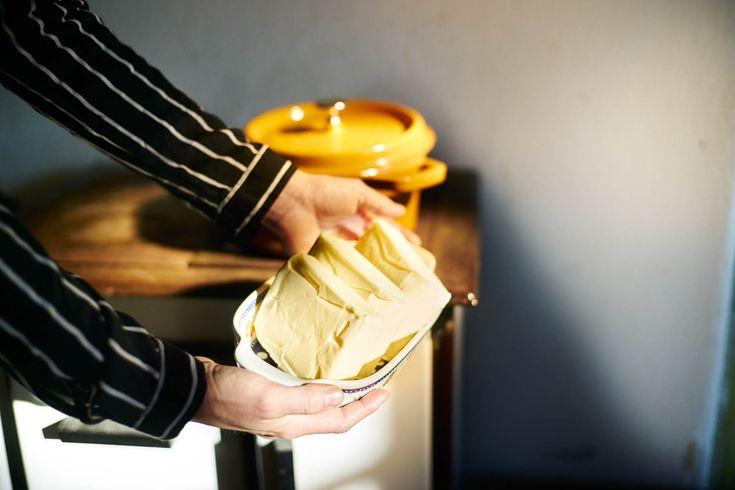 Putra aneb přepuštěné máslo