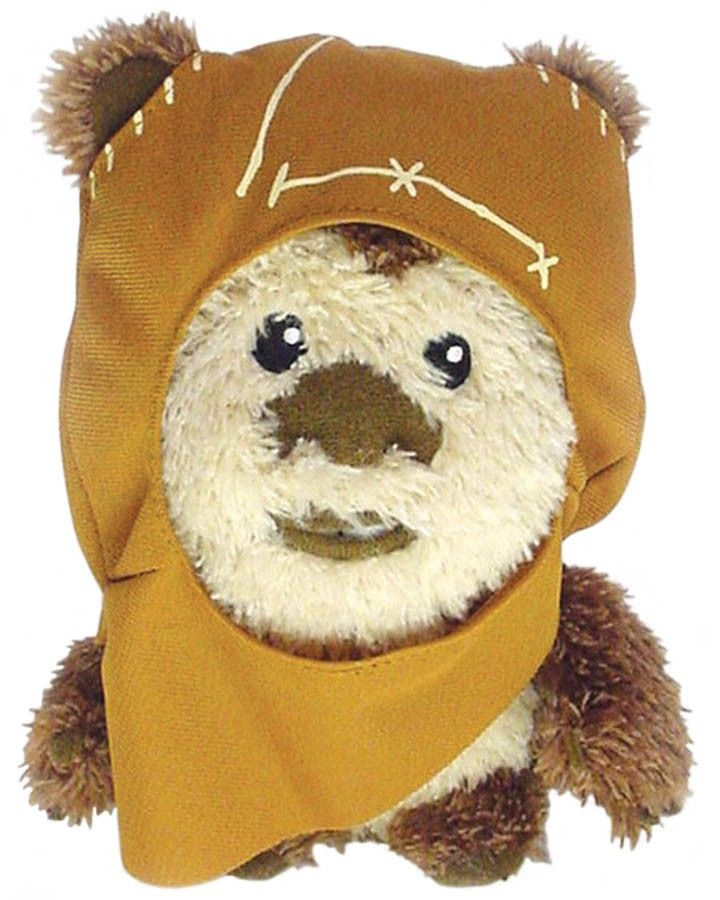 Star Wars Ewok Wicket Deformed Plush Toy