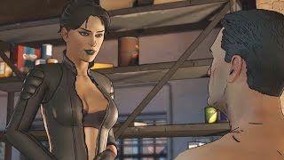 Catwoman and Batman Romance Scene - Batman Telltale Episode 3 - YouTube