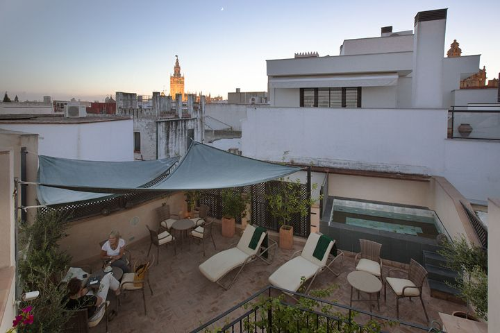 JST EXCLUSIVE! Why Corral del Rey Is Seville's Most Stylish Hotel Oasis #luxury #luxuryhotel #decor #interior #design #interiordesign #spain #sevilla #spanish #moorish #boho #boutiquehotel #luxurytravel