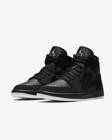 official photos e95e7 23a22 Air Jordan 1 Mid Kadın Ayakkabısı. Nike.com TR