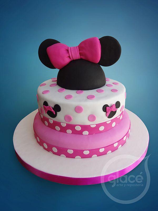 Torta infantil, Minnie!