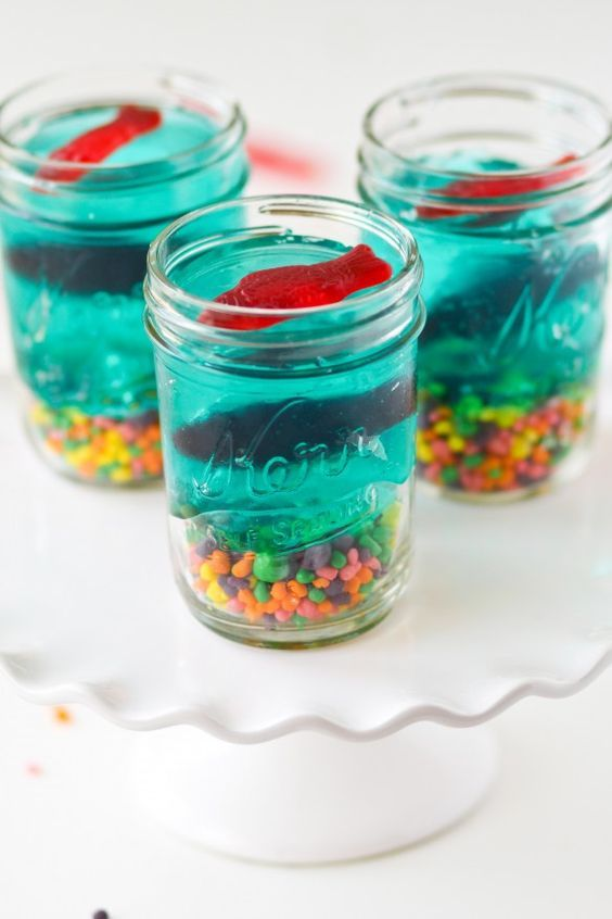 1000 ideas about fish bowl jello on pinterest kids for Fish recipes for kids