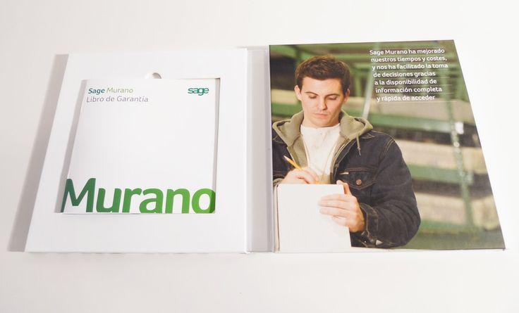 Packaging de software. Sage - grupdigital.com estrategias comunicativas