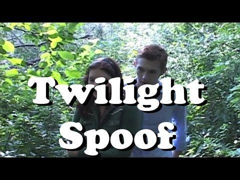Twilight Trailer Spoof - YouTube