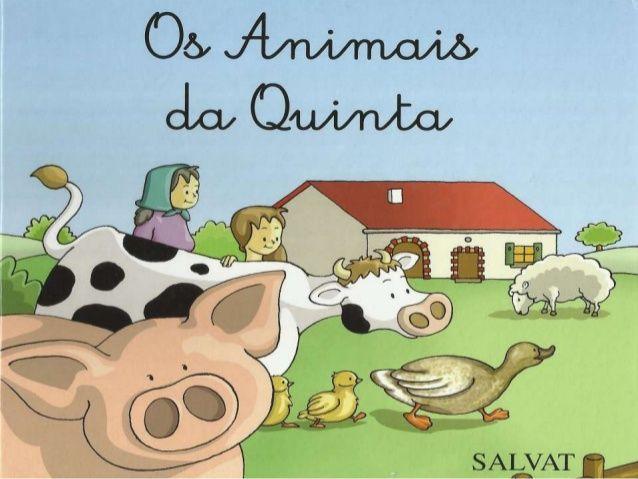 Os animais da quinta