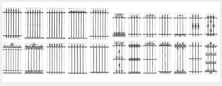 25 best grille fer forg ideas on pinterest for Comgrille protection fenetre leroy merlin