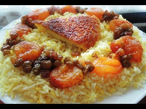 Азербайджанский плов. Как приготовить вкусный плов - YouTube