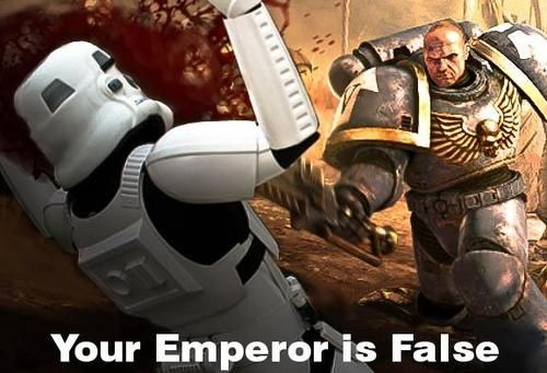 Warhammer 40k / Star Wars. Thank you for this. Just, thank you.