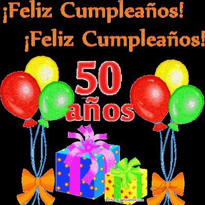 M s de 1000 ideas sobre feliz 50 cumplea os en pinterest - Ideas 50 cumpleanos ...