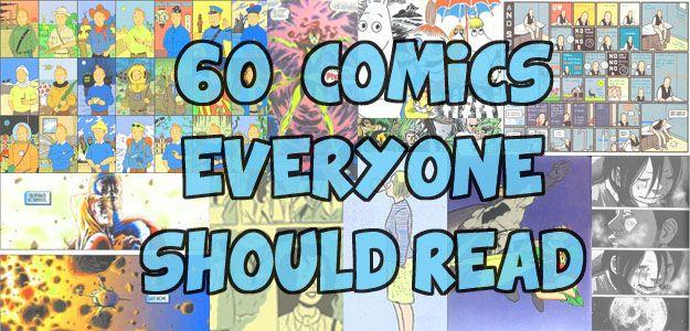 60 Comics Everyone Should Read