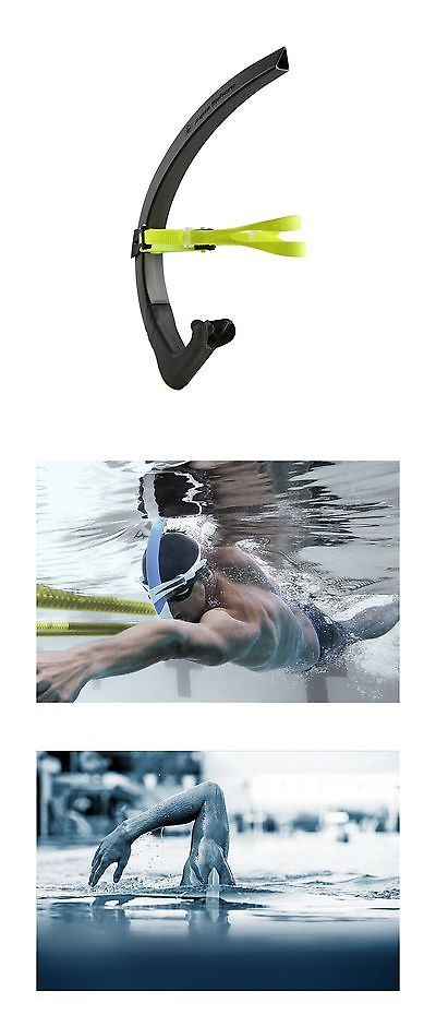 Goggles 74051: Mp Michael Phelps Focus Swim Snorkel Black Regular Fit -> BUY IT NOW ONLY: $33.82 on eBay!