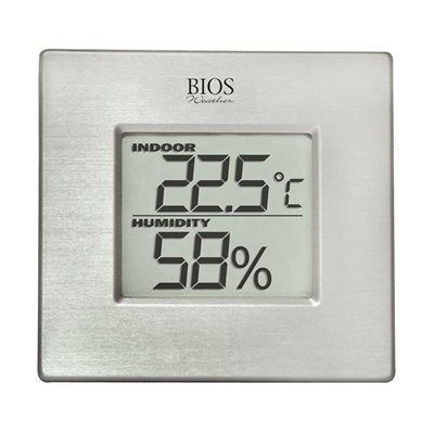 Bios 263BC Digital Indoor Hygrometer with Thermometer
